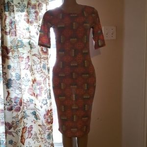 LULAROE XS DRESS